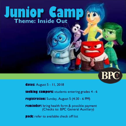 2018juniorCamp